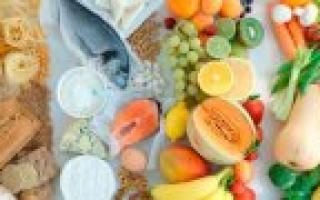 Диета по группе крови – 3 положительная, разрешенные и запрещенные продукты