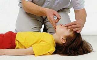 Сердечно-легочная реанимация у детей — разновидности реанимаций и техника выполнения