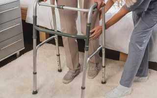 Упражнения после инсульта для восстановления ходьбы – причины сбоя, как ускорить реабилитацию?