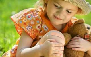 У ребенка болит под коленкой – причины болевого синдрома, диагностика, лечение