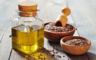Льняное масло для суставов – показания и противопоказания, способы использования