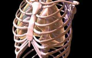 Хруст в грудной клетке – почему появляется, симптомы, лечение