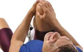 Лечение боли в коленях – ее причины, диагностические мероприятия и профилактика
