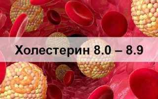 Холестерин 8.8 – в каких случаях высокое содержание опасно для жизни?