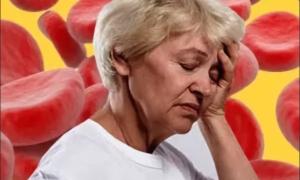 Препараты, для повышения гемоглобина для пожилых людей – группы медикаментов