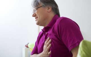 Стенокардия покоя — форма проявления ишемической болезни сердца