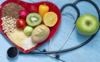 Что нельзя есть при повышенном холестерине – список запрещенных и разрешенных продуктов