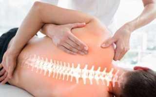 Мануальная терапия при грыже поясничного отдела позвоночника – правила проведения, виды массажа