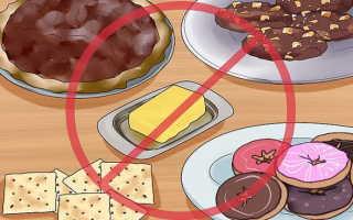 Какие сладости можно при повышенном холестерине?