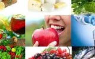 Питание при артрозе коленного сустава – что можно и нельзя кушать