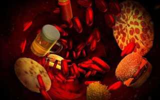 Препараты для снижения холестерина в крови – общие сведения о холестерине, способы понижения показателей