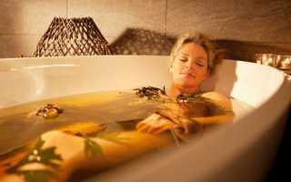 Можно ли принимать горячую ванну при остеохондрозе?